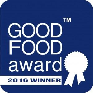Good Food Award Winners 2016 Logo